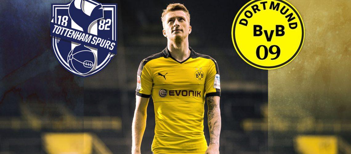 Totthenam-Borussia
